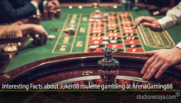 Interesting Facts about Joker88 roulette gambling at ArenaGaming88