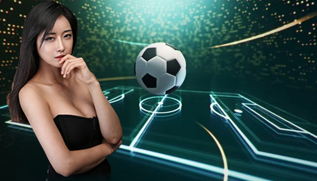 Online Sportsbook Betting Game Concept